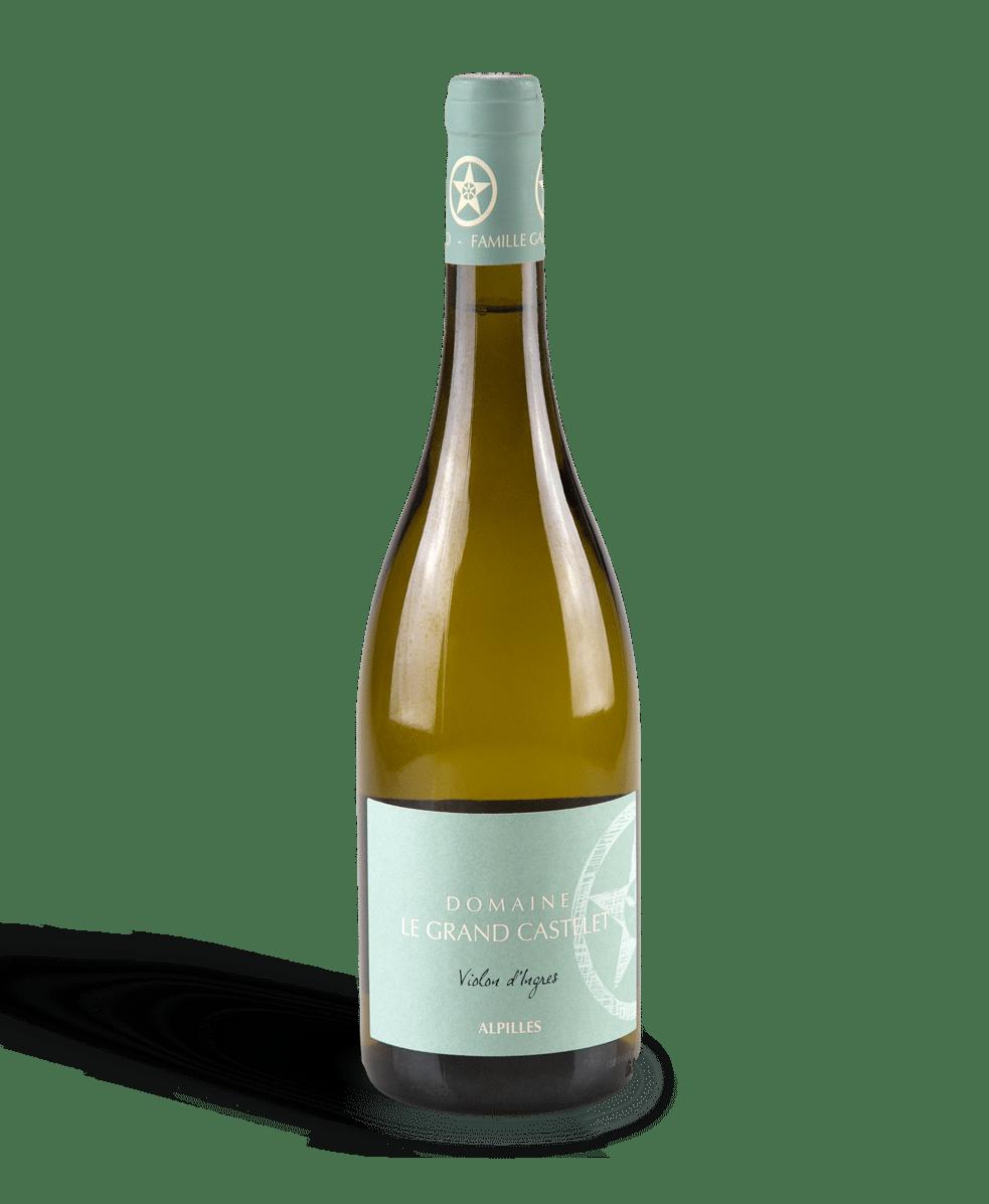 Vin d'assemblage, Violon d'Ingres, Blanc