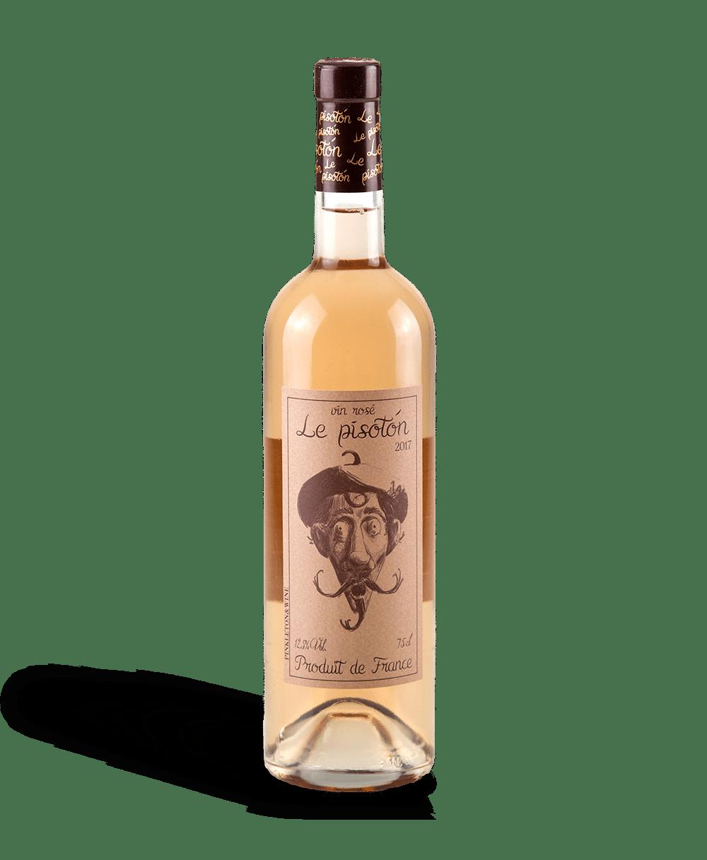 bouteille Reconquista le Pisoton