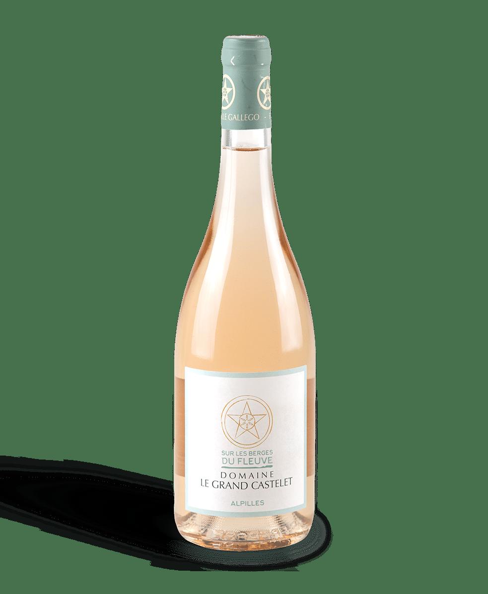 Vin Parcellaire, Sur les berges du Fleuve, Rosé